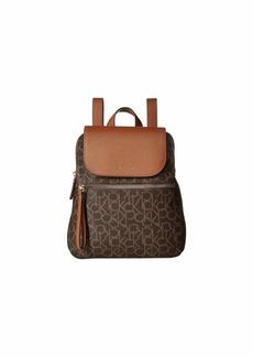 Calvin Klein Elaine Monogram Backpack