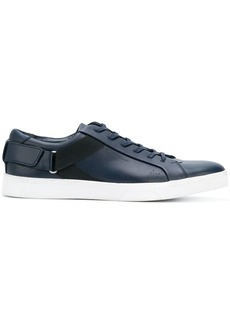 Calvin Klein elastic panel sneakers