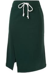 Calvin Klein elasticated waist skirt