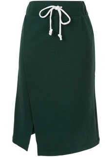 Calvin Klein elasticated waist skirt