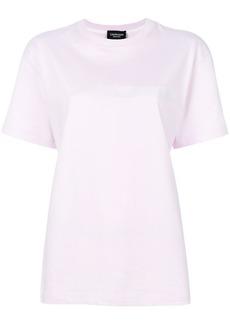 Calvin Klein embroidered statement T-shirt