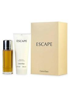 Calvin Klein Escape Women's 2-Piece Fragrance Gift Set