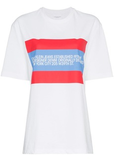 Calvin Klein est. 1978 patch t-shirt