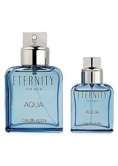 Calvin Klein Eternity Aqua Eau de Toilette 2-Piece Set