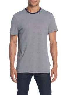 Calvin Klein Feeder Stripe Crew Neck T-Shirt