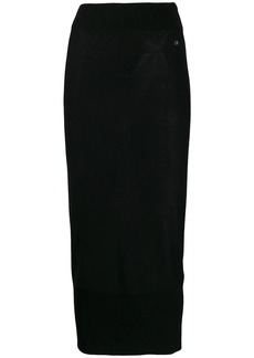 Calvin Klein fine knit pencil skirt