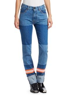 Calvin Klein Firemen Colorblock Jeans