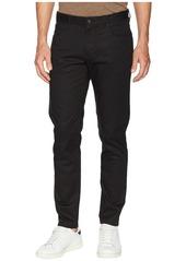 Calvin Klein Five-Pocket Micro Herringbone Pants