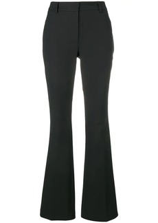 Calvin Klein flared tailored trousers