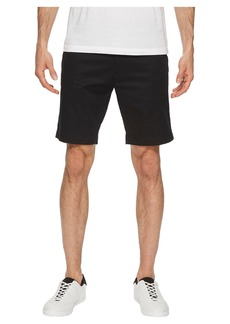 Calvin Klein Flat Front Stretch Walking Shorts