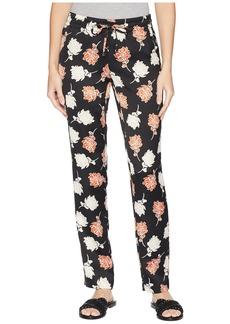 Calvin Klein Floral Drawstring Pants