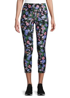 Calvin Klein Floral Stretch Leggings