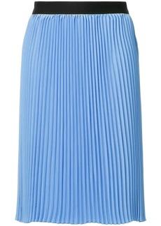 Calvin Klein fluid pleated skirt