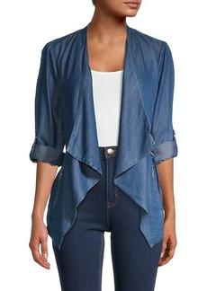 Calvin Klein Flyaway Shrug-On Jacket