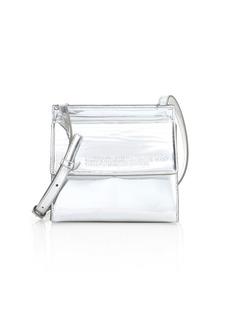 Calvin Klein Foldover Crossbody Bag