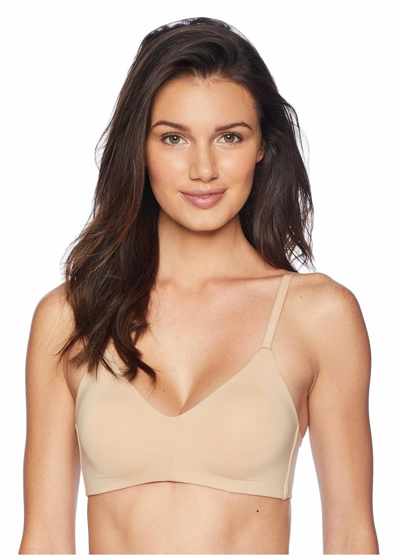 Calvin Klein Form Unlined Triangle Bra