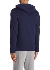 Calvin Klein Front Logo Pullover Lounge Hoodie