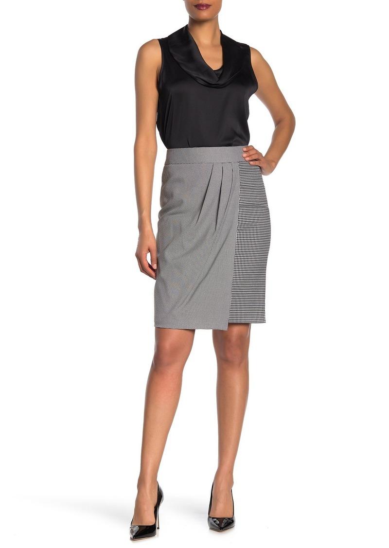 Calvin Klein Gingham Skirt