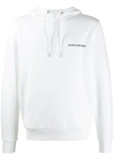 Calvin Klein graphic print hoodie