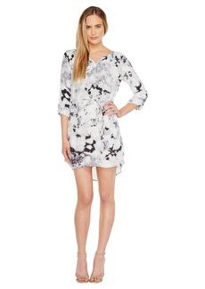 Calvin Klein Graphic Print Modern Boho Dress