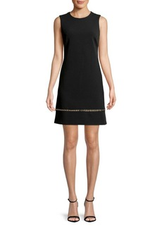 Calvin Klein Grommet Sleeveless Dress