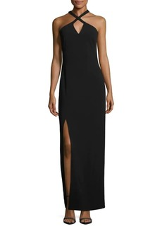 Calvin Klein Halterneck Dress