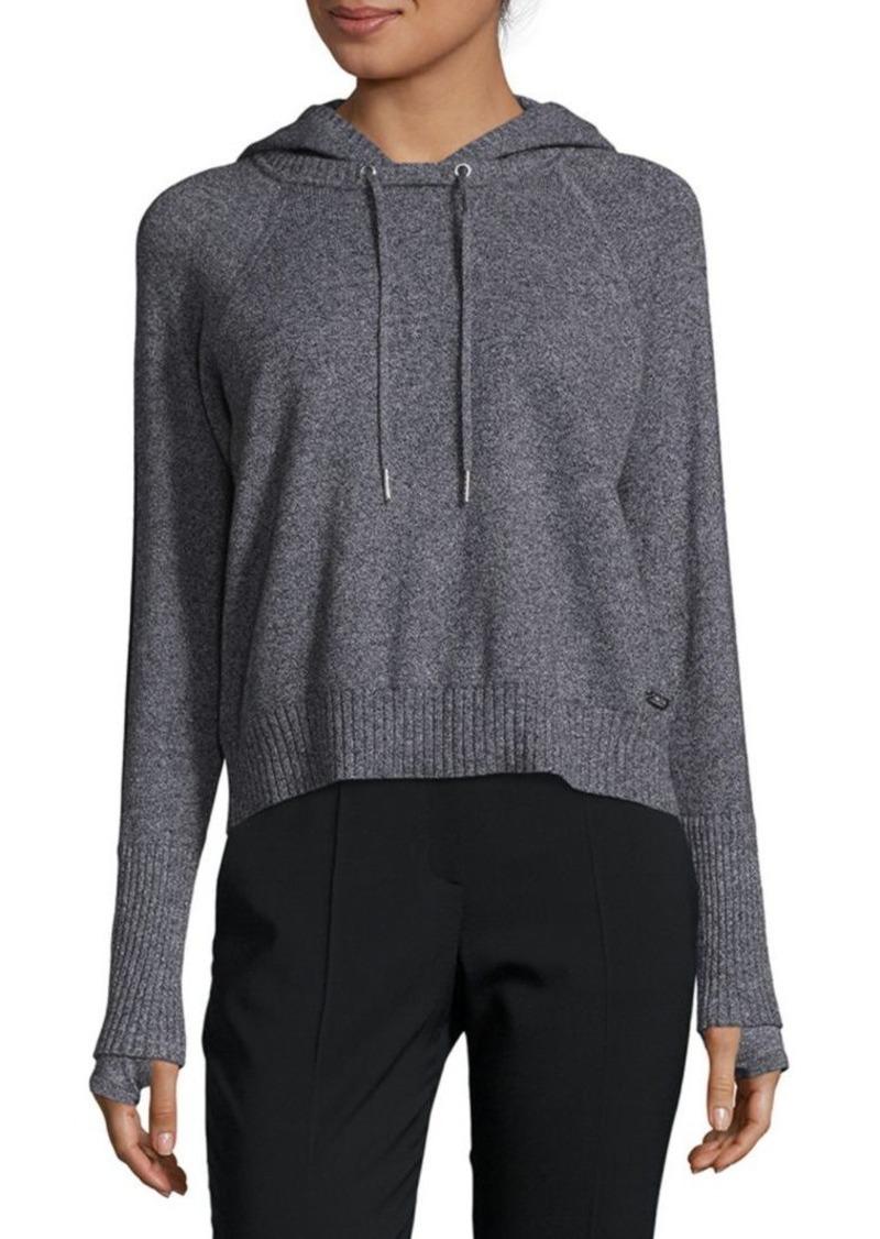 Calvin Klein Heather Cotton Sweater
