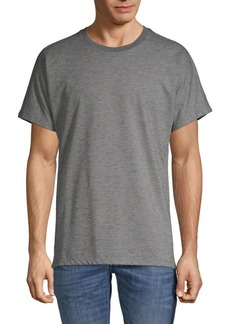 Calvin Klein Heathered Cotton Tee