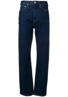 Calvin Klein high rise jeans