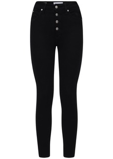 Calvin Klein High Rise Skinny Ankle Jeans