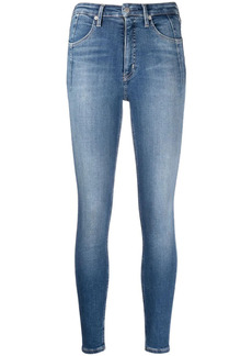 Calvin Klein high rise skinny-cut jeans
