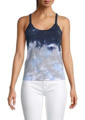 Calvin Klein High Tide Tie-Dyed Tank Top