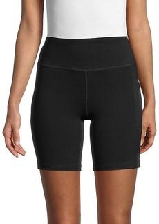 Calvin Klein High-Waist Bike Shorts