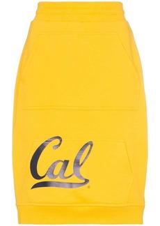 Calvin Klein high waist Cal logo skirt