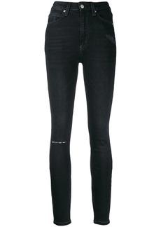 Calvin Klein high-waist skinny jeans