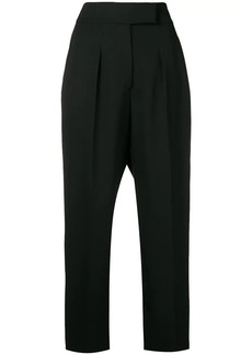 Calvin Klein high-waist tailored trousers