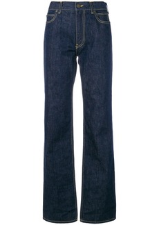 Calvin Klein high waisted flared jeans