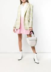 Calvin Klein high waisted flared skirt