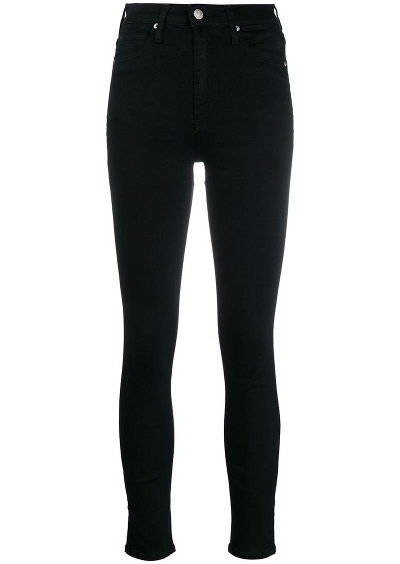 Calvin Klein high-waisted skinny jeans