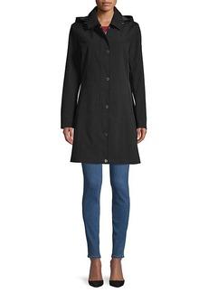Calvin Klein Hooded Coat