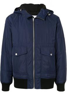 Calvin Klein hooded light jacket