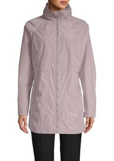 Calvin Klein Hooded Shell Jacket