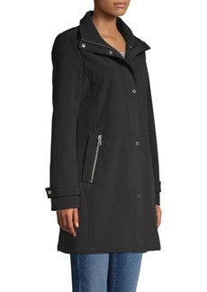 Calvin Klein Hooded Soft Shell Jacket