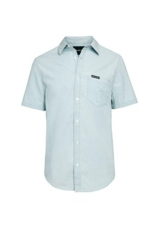 Calvin Klein Iconic Indigo Denim Shirt