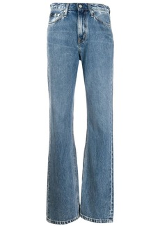 Calvin Klein flared style jeans