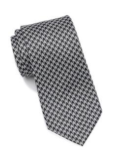 Calvin Klein Jewel Houndstooth Tie