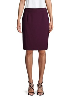 Calvin Klein Knee-Length Pencil Skirt
