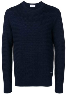 Calvin Klein knit crew neck jumper