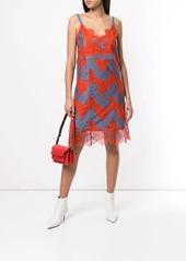 Calvin Klein lace cami dress
