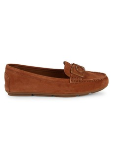 Calvin Klein Ladeca Suede Loafers